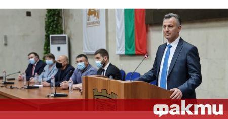 ГЕРБ подкрепи кандидатурата за кмет на Благоевград на независимия Андон