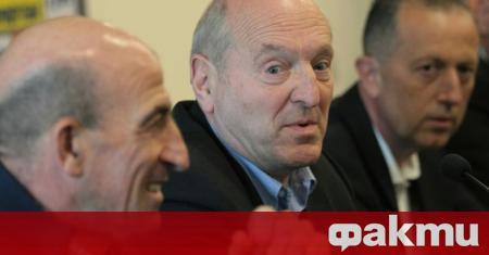 Изпълняващият длъжността президент на БФС Михаил Касабов сподели, че по-скоро