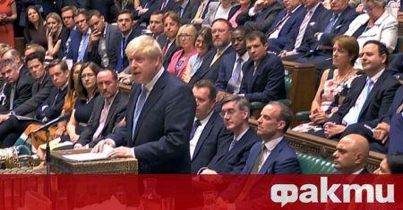 Британският министър-председател Борис Джонсън ще влезе днес в сблъсък със
