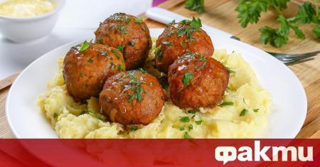 Това ястие е от турската кухня, но е предпочитано и