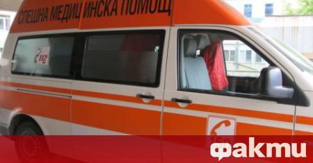 Катастрофа между камион и ТИР е станала в монтанското село
