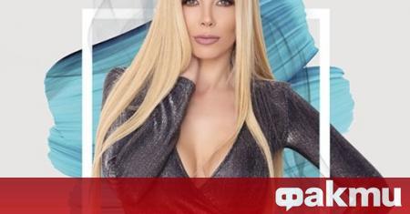 Поп фолк певицата Емилия разчувства мрежата с посланието, което написа