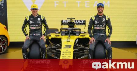 Renault ще продължи участието си във Формула 1. Това обяви