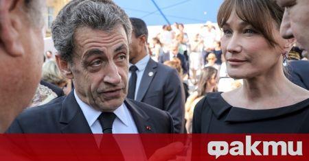 Бившият френски президент Никола Саркози отново се изправя днес пред