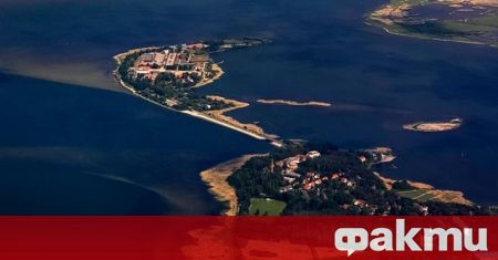 Това е най-опасният остров в Германия: в условия на строга