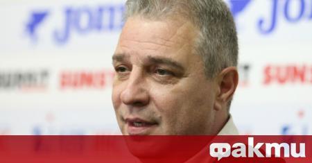 Бившият наставник на ЦСКА Александър Станков смята, че българският футбол