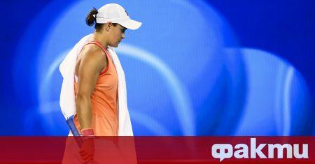 Лидерката в световната ранглиста Ашли Барти спечели турнира по тенис