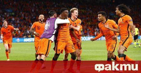 Нидерландия победи Украйна с 3:2 в стартиращия двубой и за