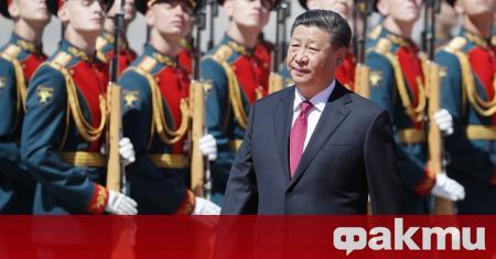 Китайският президент Си Дзинпин изнесе реч по време на 73-тата