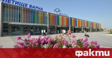 Летателната програма на летищата в Бургас и Варна отбелязва 98