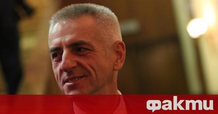 Началникът на Националната служба за охрана (НСО) ген. Красимир Станчев
