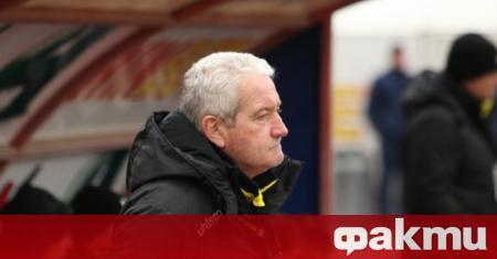 Старши треньорът на Ботев Пловдив Ферарио Спасов заяви, че нагласата