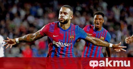 Барселона победи с 3:1 Валенсия в двубой от деветия кръг