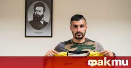 Ботев (Пловдив) осъществи първия си летен трансфер.