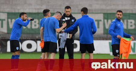 Треньорът на Черно море Илиан Илиев избра 18-те футболисти за