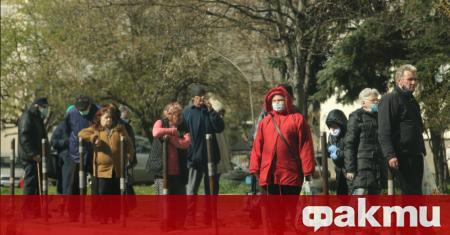 Броят на пенсионерите в България е намалял с 5200 от