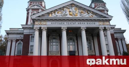 """Народният театър """"Иван Вазов"""" отново отваря врати на 10 юни"""