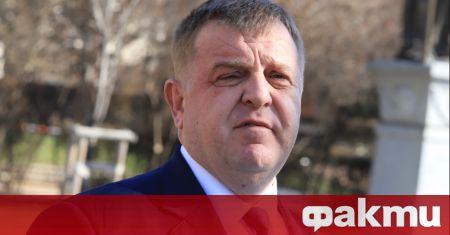 Председателят на ВМРО Красимир Каракачанов призна изборното поражение и факта,