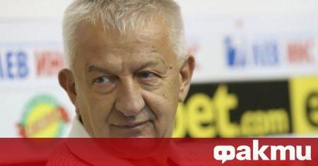 Собственикът на Локомотив (Пловдив) Христо Крушарски коментира успеха с 2:0