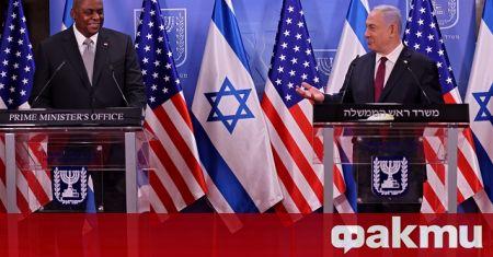 Премиерът Бенямин Нетаняху заяви, че Иран никога не се е