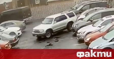 Инциденти в големите паркиниги се случват постоянно. Дали някой ще