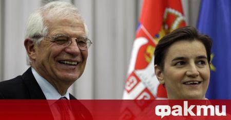 Сърбия и Косово могат да станат членове на ЕС само