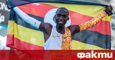 Джошуа Чептегей подобри световния рекорд на 5000 метра. 23-годишният угандиец