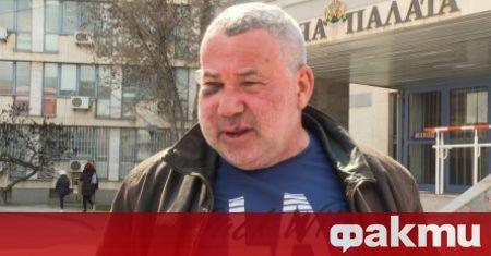 Благомир Станев - кмет на с. Белгун, е бил пребит