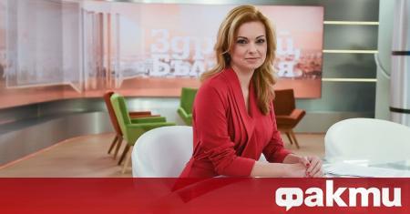 Аделина Радева - водещата на