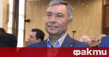 Собственикът на 86,6% от акциите на Левски Георги Попов говори