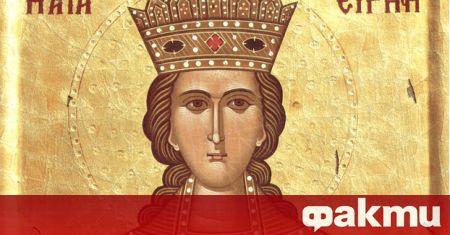 Днес църквата почита паметта на Св. мъченица Ирина, пише trafficnews.bg.
