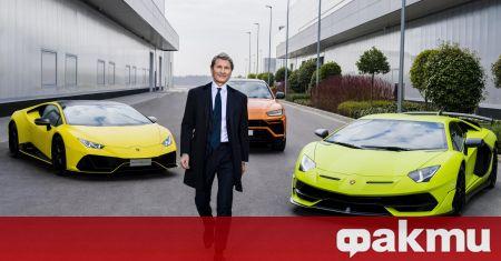 Lamborghini може да се отдели от VW Group, след като