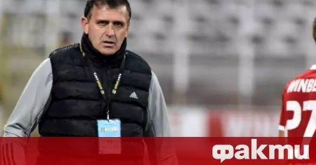 Бившият старши треньор на ЦСКА Бруно Акрапович даде интервю за