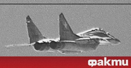 Русия наскоро е изпратила боен самолет в Либия, за да