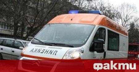 Тежък инцидент със смъртен случай се случи в Разград. Жена