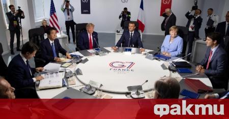 Страните от Г-7 планират да преостановят плащанията по дълга на