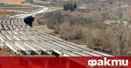 "Дейностите по изграждането на автомагистрала ""Хемус"" в отсечката между Боаза"