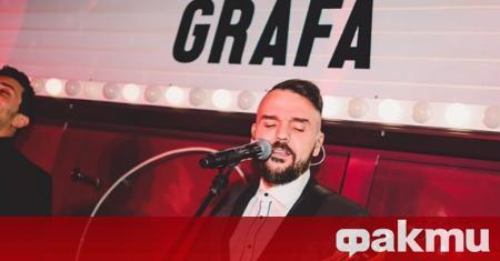 "Владимир Ампов-Графа ще изнесе три концерта на стадион ""Юнак"" на"