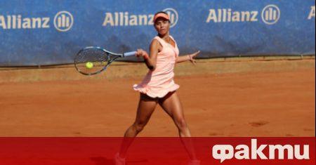 Виктория Томова записаха върхово класиране в публикуваната днес световна ранглиста