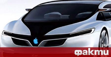 Apple нае Улрих Кранц, дългогодишен автомобилен ветеран известен с фокуса