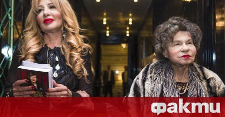 Дъщерята на Стоянка Мутафова - Муки, е пред нервна криза