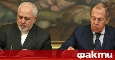 Русия подкрепя ядрената сделка с Иран и ще се противопоставя
