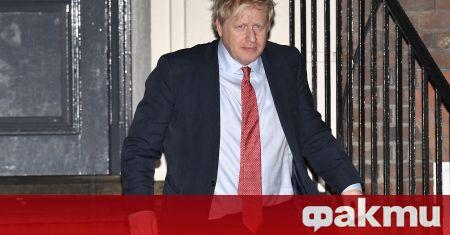 Британският премиер Борис Джонсън обяви, че няма да взима страна