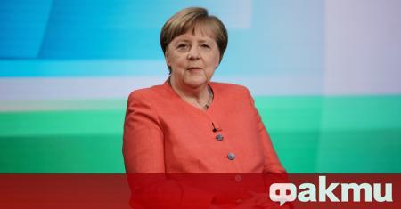 Германският канцлер Ангела Меркел, чийто мандат изтича догодина, не възнамерява