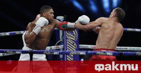Бившият шампион по бокс на WBC Александър Гвоздик обвини настоящия