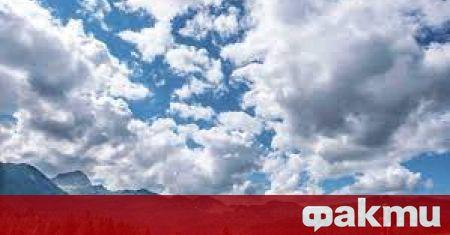 Днес над Западна и Централна България ще преобладава слънчево време,