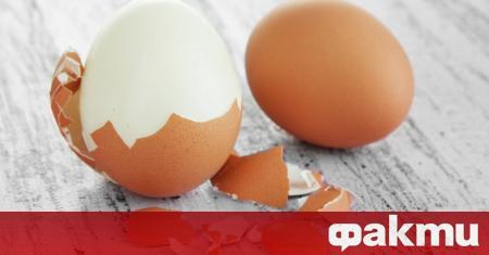 Лекарите не препоръчват да се ядат сурови яйца, но не