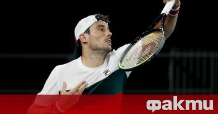 №35 в световната тенис ранглиста Гуидо Пеля разкри, че може