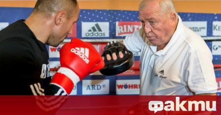 Българската звезда на световния професионален бокс Кубрат Пулев получи нов