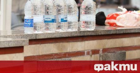 Водата в Калофер е спряна заради завишена мътност. От ВиК